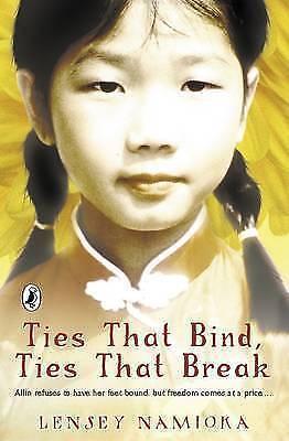 1 of 1 - Ties That Bind, Ties That Break by Lensey Namioka (Paperback, 2003)