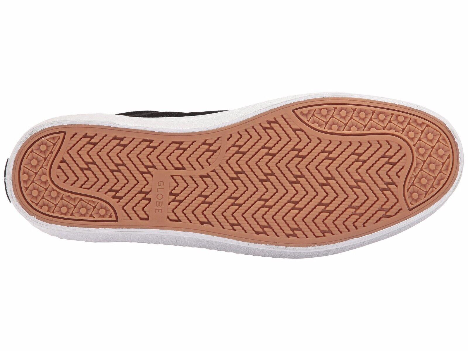 Herren GLOBE SPROUT SKATEBOARDING Weiß Schuhe NIB BLACK BLACK Weiß SKATEBOARDING ba0512
