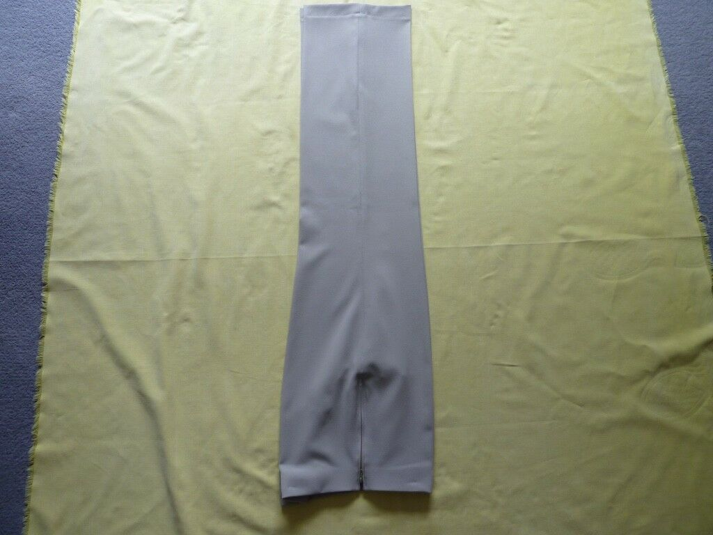French FICELLE BOA women's smart light sage trousers MEDIUM  (RRP )