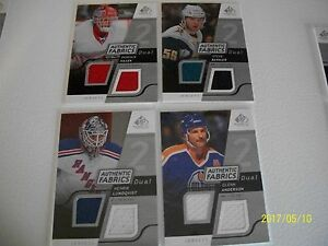 DOMINIK-HASEK-SP-GAME-USED-AUTHENTIC-FABRICS-DUAL-2008-09
