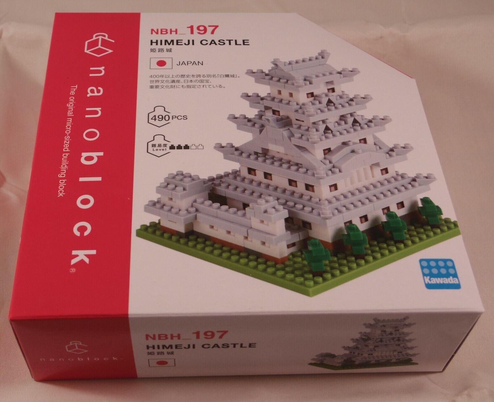 Plum Bonsai Nanoblock Micro Sized Building Block Constructrion Toy Kawada NBH134