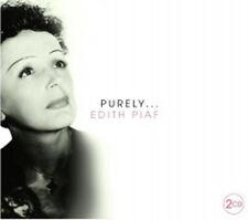 2 CD BOX PURELY EDITH PIAF LA VIE EN ROSE VAGABOND PARIS CELINE HYMNE A L'AMOUR