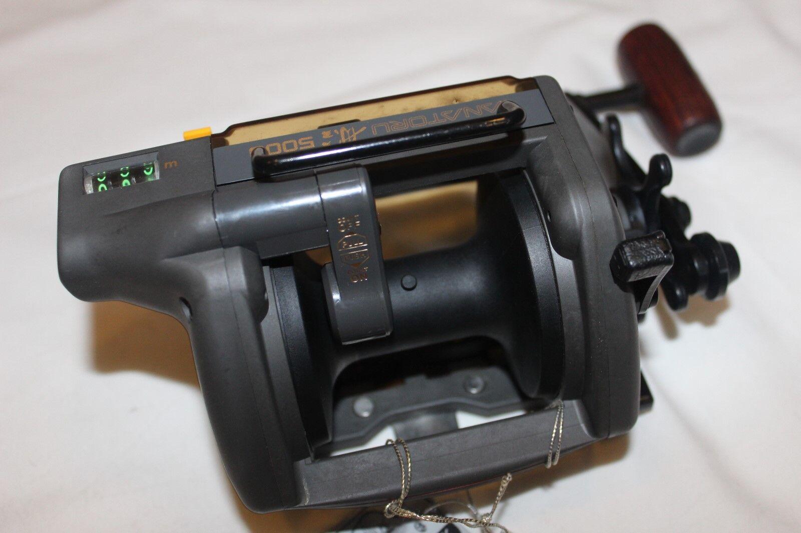 SHIMANO TITANOS-TANATORU  OVP-MADE GT-5000-NEU IM OVP-MADE  IN  JAPAN -Nr 778 59c3fb