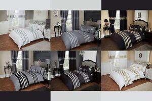 Paillete De Luxe 200tc Coton Egyptien Noir Gris Argent Or Blanc
