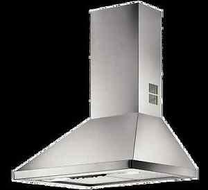 electrolux efc60001x stainless steel canopy kitchen hood ebay rh ebay co uk