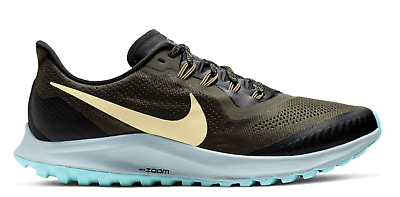 Shop Nike Men's Air Zoom Pegasus 33 Shield Cargo Khaki