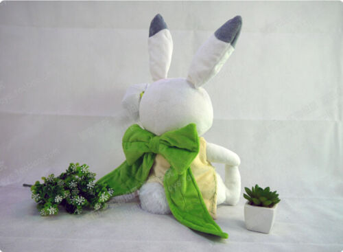 Snow Miku 2015 Lily of the Valley Cosplay Rabbit Plush Toy Muppet