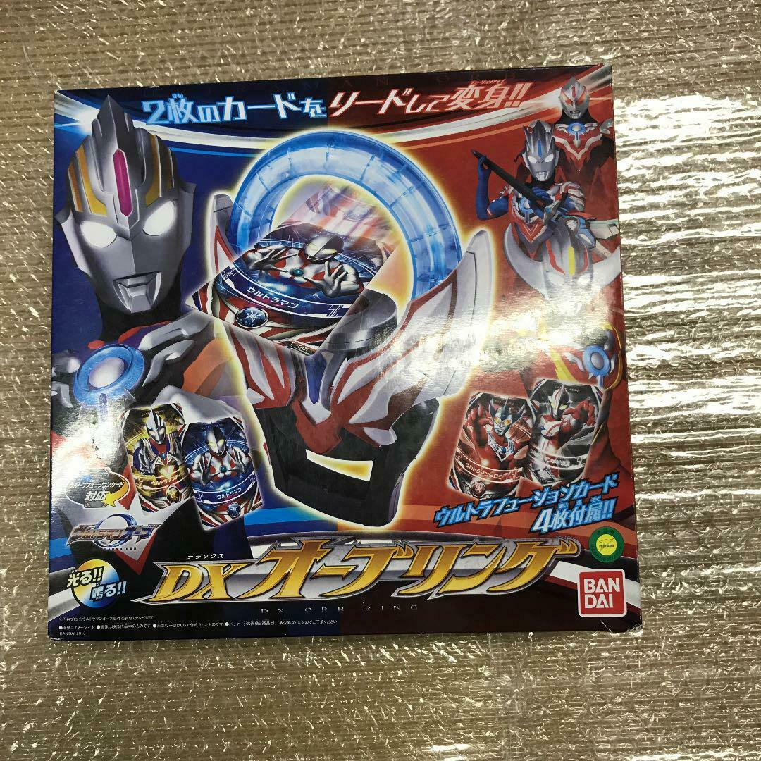 Ultraman Orb DX Orb Ring japan official genuine