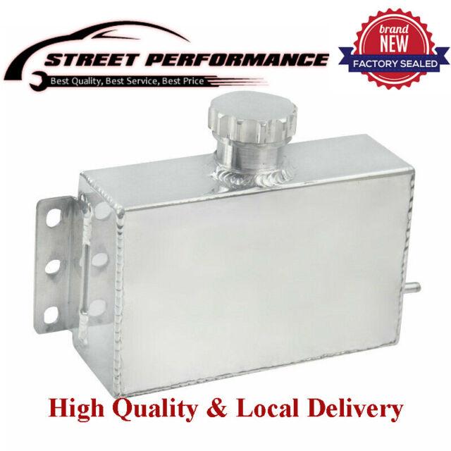 Universal Coolant Expansion Fill Tank Overflow Reservoir Aluminum, AUS