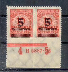 DR-Infla 334B HAN LUXUS**POSTFRISCH (A3364