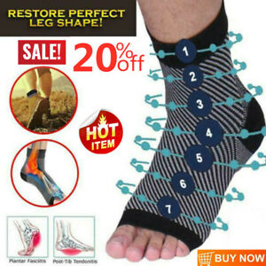 Dr-Sock-Soothers-Anti-Fatigue-Compression-Foot-Sleeve-Support-Brace-Sock-Best-LX