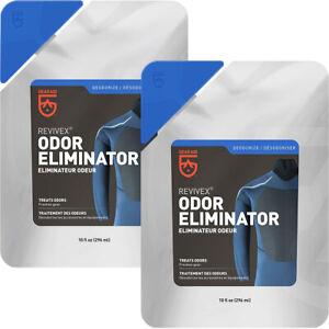 Gear Aid Revivex 10 oz. Outdoor Gear Odor Eliminator - 2-Pack