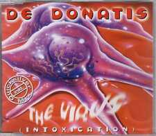 De Donatis - The Virus (Intoxication) - CDM -199 - Eurodance Trance Quicksilver