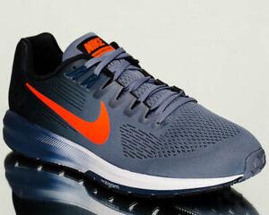 Dettagli su Nike AIR ZOOM STRUCTURE 21 Uomo Running traners 904695 406 UK 14 EUR 49.5 US 14 mostra il titolo originale