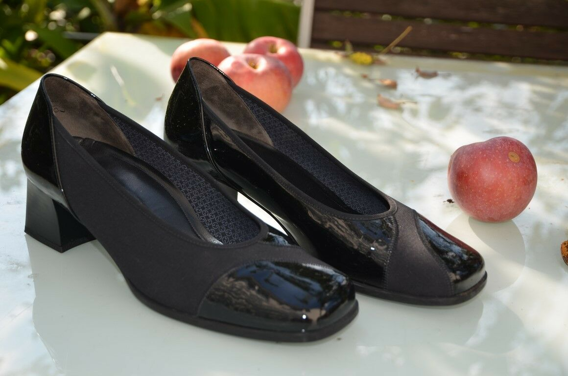 Gabor Größe Damenschuhe, schwarz, Größe Gabor 6, Weite H, elegant, neuwertig, 1 mal getragen e41be5