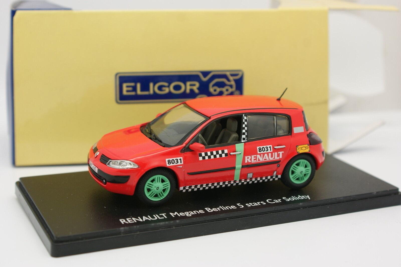 Eligor 1 43 - Renault Megane Crash Crash Crash Test e1cf9c