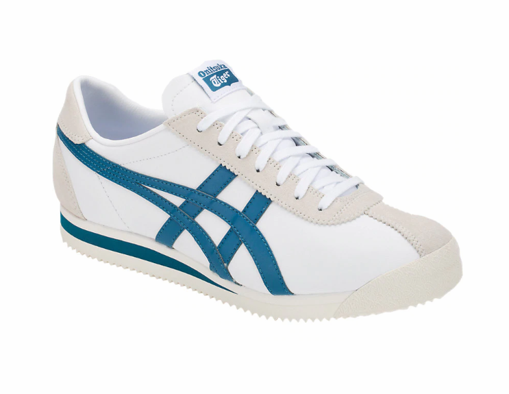 ONITSUKA D7J4L.100 TIGER CORSAIR Mn´s (M) White Leather Lifestyle shoes