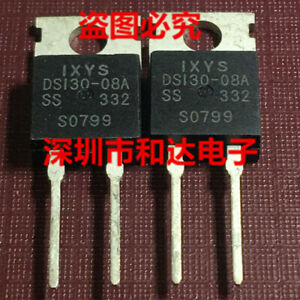 10 x DSI30-08A Standard Rectifier 800V 30A