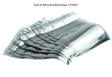 Installercctv Anti Static Zip Lock Shielding Bag For Hard Drivesemi Transparent