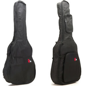 a8e4dd3746e Image is loading Rio-Guitar-Bag-Acoustic-Classical-Electric-Bass-Case-