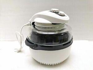 Gourmetmaxx alogenati aria calda aperta xxl1400 Watt fritte Cesto spiedo 11 LITRI