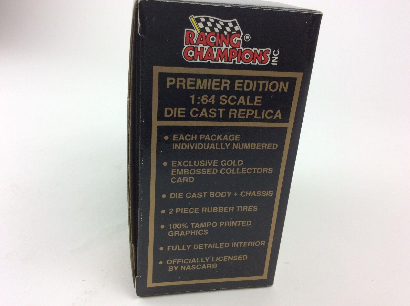 STERLING MARLIN KODAK Racing Champions 1995 Premiere Edition Edition Edition 1 64 NASCAR new 72074a