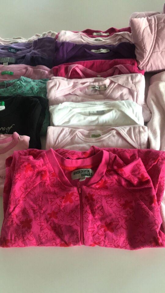 Blandet tøj, Bluser, jakke
