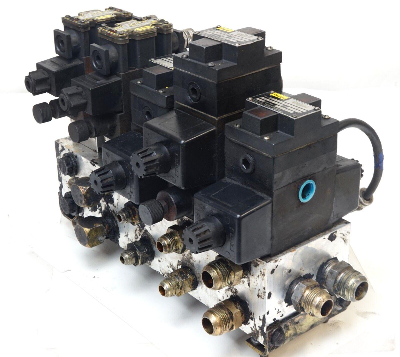 Daman Hydraulic Manifold