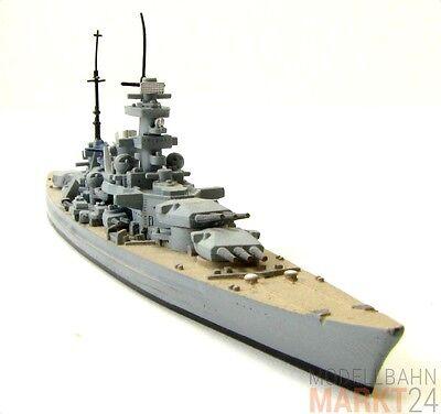 Boote & Schiffe Nett Metallguss Modell Schweres Panzerschiff Scharnhorst Wwii Maßstab 1:1250 Vertrieb Von QualitäTssicherung