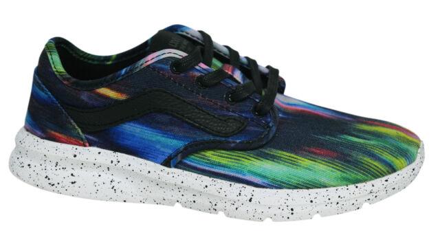 dcdd25b07a VANS Shoes – ISO 2 (scramble) Black V184GUO Mens Sport Urban Street ...