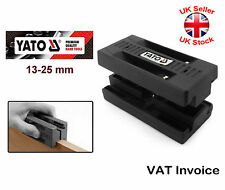 Yato Profesional carillas de laminado doble Filo Trimmer 13-25mm yt-5710