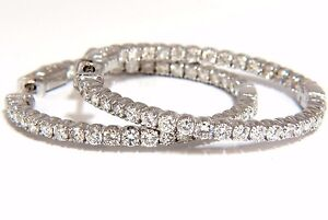 2-72CT-NATURAL-DIAMONDS-INSIDE-OUT-HOOP-EARRINGS-14KT-BUTTON-PRESS-1-4INCH