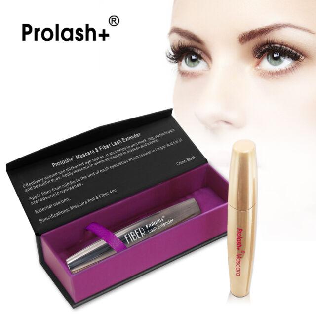 PROLASH+ Mascara Wimperntusche & Wimpern  Booster Fibre Faser Lash