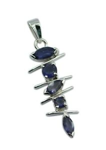 attraktives-iolith-925-sterling-silber-blau-anhaenger-echt-jaipur-de-geschenk
