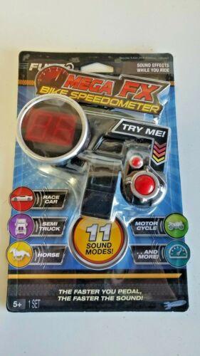WORKS MEGA FX Vélo Compteur de vitesse son 11 modes de nouveau dans la boîte,