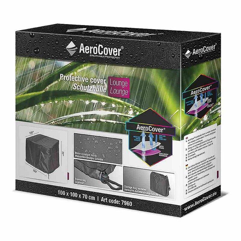 Aero Cover 7960 Atmungsaktive Schutzhülle für Loungesessel     | Verrückter Preis, Birmingham