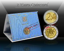 "VATICAN 2 EURO 2012 "" World Families' Meeting"" Commemorative coin  (CoinCard) BU"