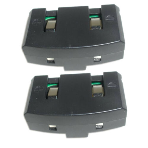 TWO Ni-Mh Battery Replacement for Sennheiser BA150 BA151 A200 RS60 Set 50 TV