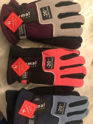 new ladies colorful  fashion gloves lot of 2  pairs