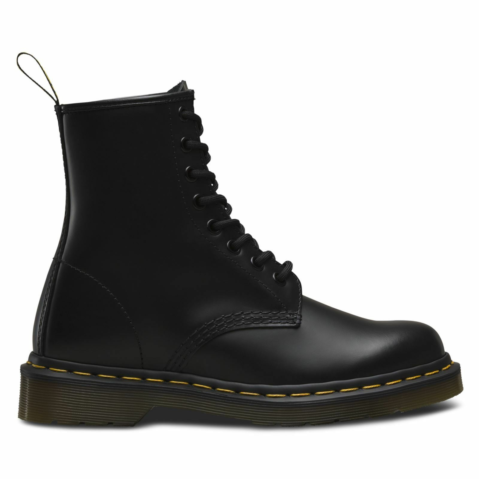 Dr.Martens 1460 8 Eyelet Black Womens - Mens Boots