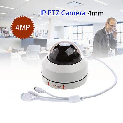 IP Smart Camera 2MP Speed Onvif Network 1080P Home Security Audio Pan Tilt H.265