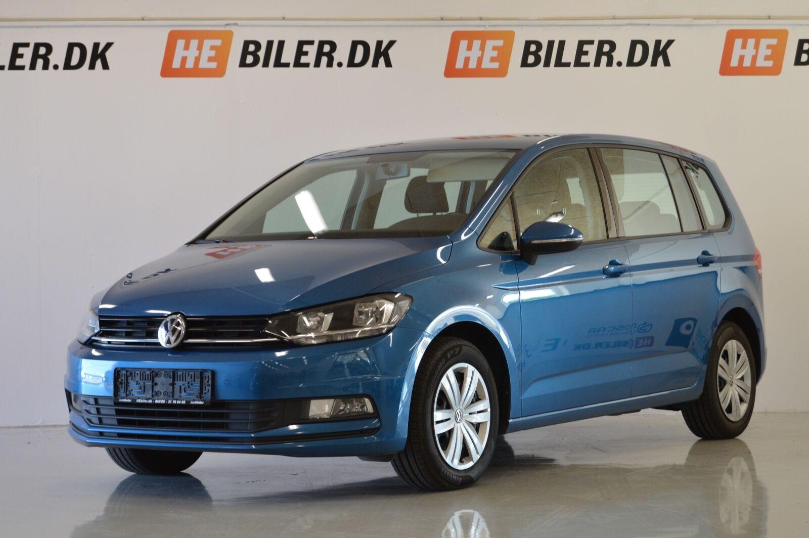 VW Touran 1,2 TSi 110 Trendline 7prs 5d