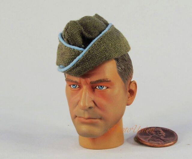 Dragon 1:6 Figure WW2 US AIRBORNE PARATROOPER Soldier Uniform GARRISON CAP DA162