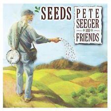 Seeds: The Songs of Pete Seeger, Vol. 3 by Pete Seeger (Folk) (CD, Sep-2003, 2 D