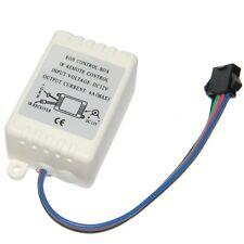 RGB LED Colorchange Controller / Farbwechsler Steuergerät 12V 72W RGB-Controller