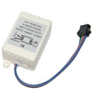 RGB-LED-Colorchange-Controller-Cambiacolore-Unita-di-Controllo-12V-72W