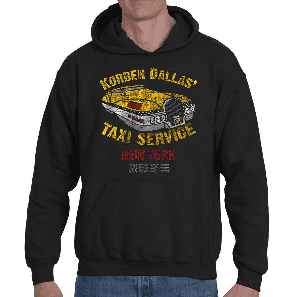 Sweatshirt Le Cinquième Élément Korben Dallas' Taxi Service