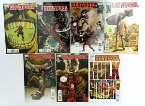 Marvel-Comics-Deadpool-Comics-Series-32-33-34-35-36-37-38-MC7