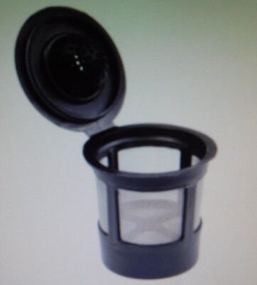 Coffee *Reusable* Mr Breville Single Cup Filter fits Keurig K-Cup Cuisinart