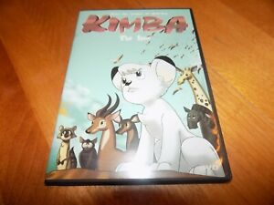 Details about KIMBA THE LION VOL 1 2 EPISODES RARE TV SERIES Cartoon Kids  Program Show DVD